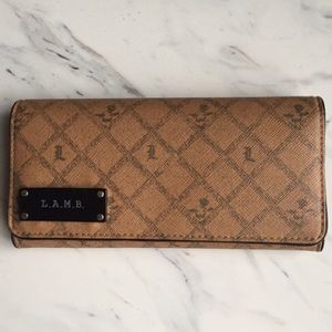 L.A.M.B. Wallet in Great Condition